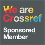 Crossref Sponsored Member Badge